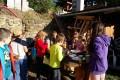 Družina - 22. 9. - výlet za spolužákem Pepínem + návštěva hradu Houska
