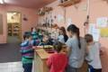 Družina - výroba svíček v Šestajovicích, 24. 11. 2016
